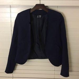 H&M Purple Jacket size 2